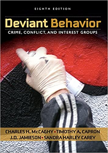 Deviant behavior crime conflict and interest groups kindle deviant behavior crime conflict and interest groups 8th edition kindle edition fandeluxe Images