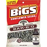 Bigs Smokey Sweet Barbecue Sunflower Seeds Clip Strip, 5.35 Ounce -- 48 per case.