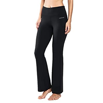 Amazon.com: Ogeenier Power Flex - Pantalones de yoga con ...