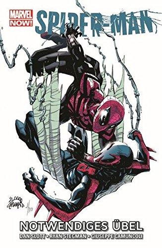 Spider-Man - Marvel Now!: Bd. 4: Notwendiges Übel Taschenbuch – 18. Mai 2015 Dan Slott Humberto Ramos Ryan Stegman Panini