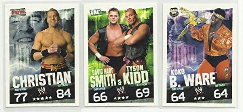 wwe slam attax evolution trading card game - 7