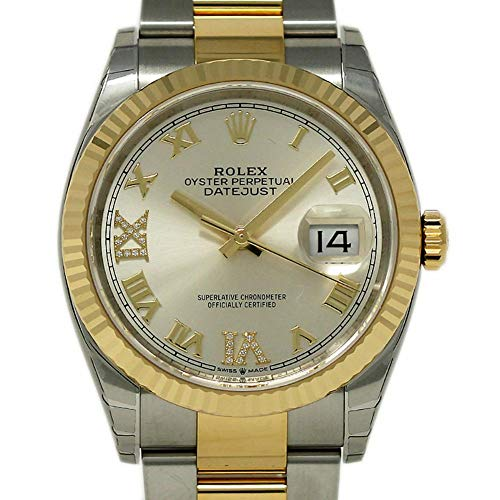 Rolex Datejust Swiss-Automatic Male Watch 126233 (Certified - Watch Swiss Pl