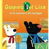 GASPARD ET LISA : LE CONCOURS DE L'ÉCOLE