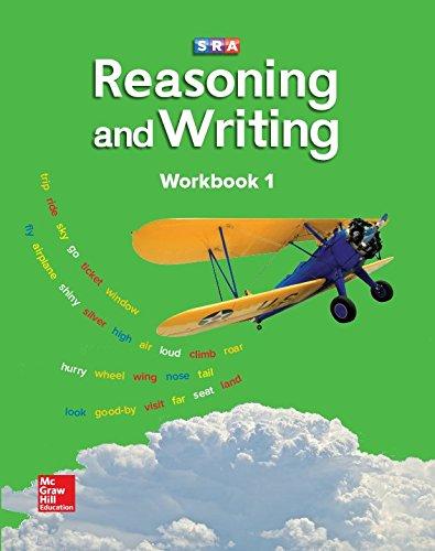 Reasoning and Writing Level B, Workbook 1 (REASONING AND WRITING SERIES)