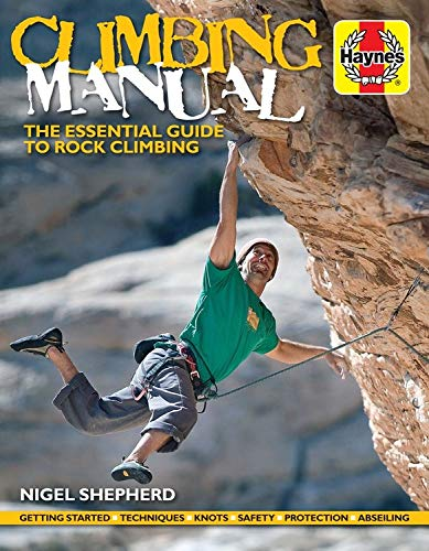 Pdf Outdoors Climbing Manual: The essential guide to rock climbing (Haynes Manuals)