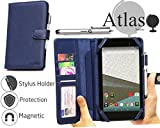 """Best Stylus Pen For Acer Iconias - Navitech 7"""" Slim Blue Leather Book Style Folio Review"""