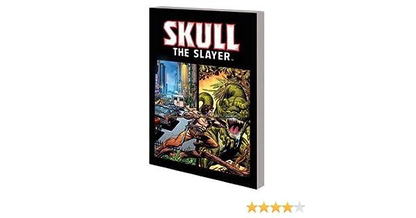 Skull The Slayer: Amazon.es: Bill Mantlo, Marv Wolfman ...