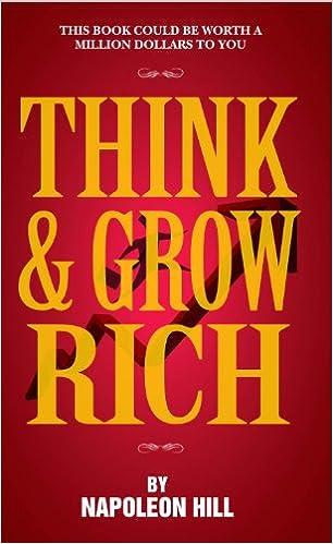 THINK AND GROW RICH price comparison at Flipkart, Amazon, Crossword, Uread, Bookadda, Landmark, Homeshop18