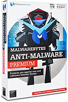Malwarebytes Anti-Malware Premium for 3-PCs