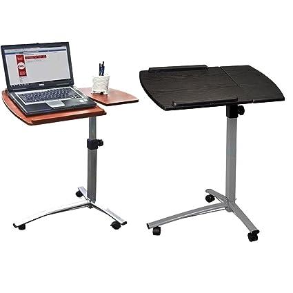 alightup portátil mesa carro de escritorio ajustable portátil carro portátil negro para ordenador portátil de división