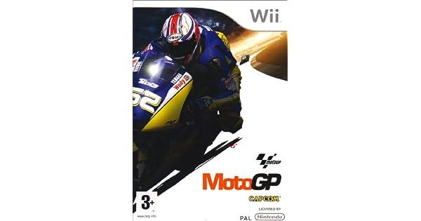 Wii - Moto GP 08: Amazon.es: Videojuegos