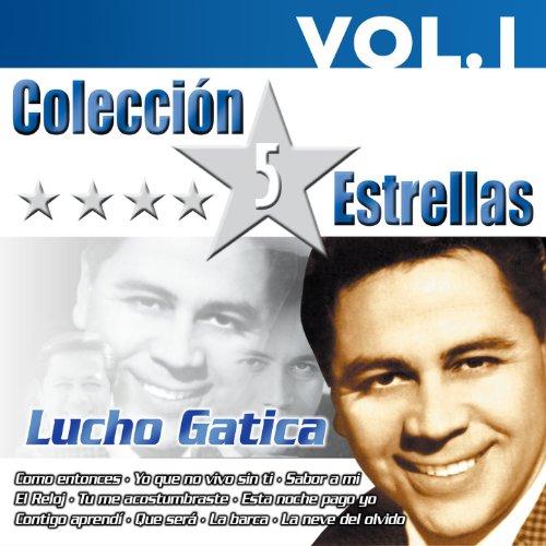 Amazon.com: Colección 5 Estrellas. Lucho Gatica. Vol. 1: Lucho Gatica