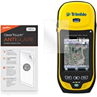 Trimble GeoExplorer 6000 Screen Protector, BoxWave [ClearTouch Anti-Glare] Anti-Fingerprint Matte Film Shield for Trimble GeoExplorer 6000