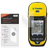 Trimble GeoExplorer 6000 Screen