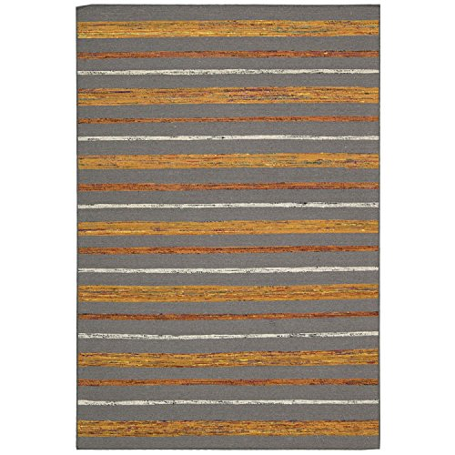 - Nourison Spectrum (SPE05) Gyfla Rectangle Area Rug, 8-Feet by 10-Feet 6-Inches (8' x 10'6