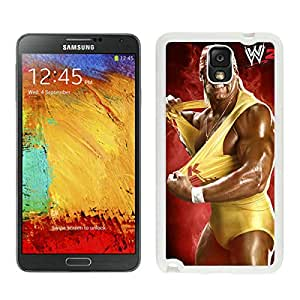 Unique Note 3 Case,Wwe Superstars Collection Wwe 2k15 Hulk Hogan Wm02 White Phone Case For Samsung Galaxy Note 3 Cover Case