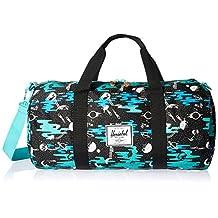 Herschel Lonsdale Duffle Bag Peacoat/Limoges Crosshatch Mens One Size
