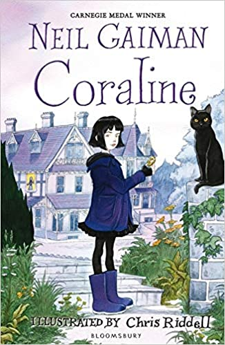 Buy Coraline Book Online at Low Prices in India | Coraline Reviews ...