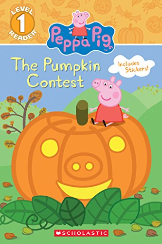 The Pumpkin Contest (Peppa Pig: Level 1 Reader)