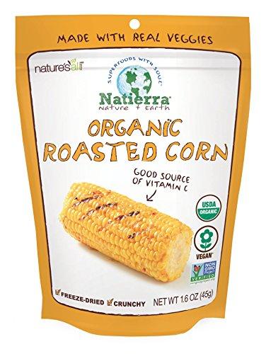 just corn organic - 9