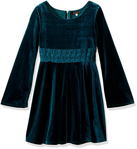 ella-moss-girls-slim-size-katy-bell-sleeve-dress-dark-teal-12