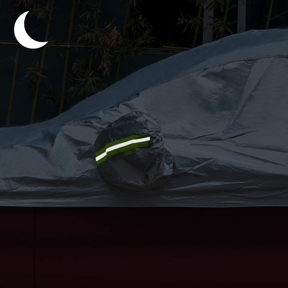 COFIT Pare-brise Couverture Neige Hiver pour Berline Camion Van SUV