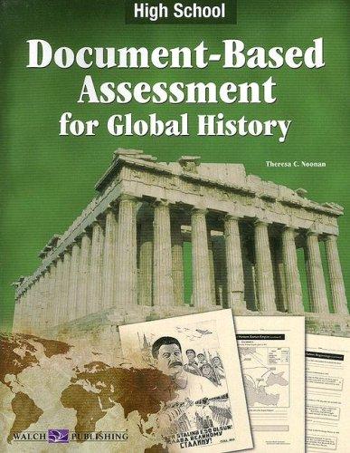Document-Based Assessment for Global History