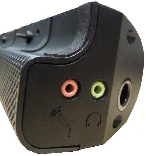 Gateway 2522547R USB Flat Panel LCD Monitor Desktop Speaker Bar System