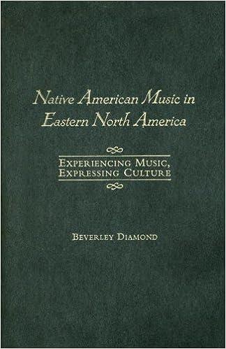 Native American Music in Eastern North America: Experiencing