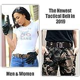 Fairwin Tactical Belt, 1.5 Inch Wide Heavy Duty