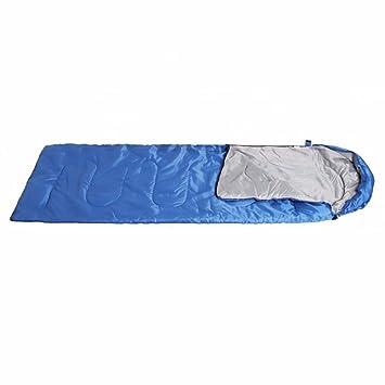 SUHAGN Saco de dormir Solo Saco De Dormir Bolsa De Dormir Tipo Sobre La Excursión De