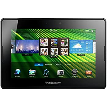 "BlackBerry PlayBook 32GB 7"" Multi-Touch Tablet PC with 1 GHz Dual-Core Processor, 5MP Camera and Secondary 3MP Camera, Video, GPS, Wi-Fi and Bluetooth - Black"