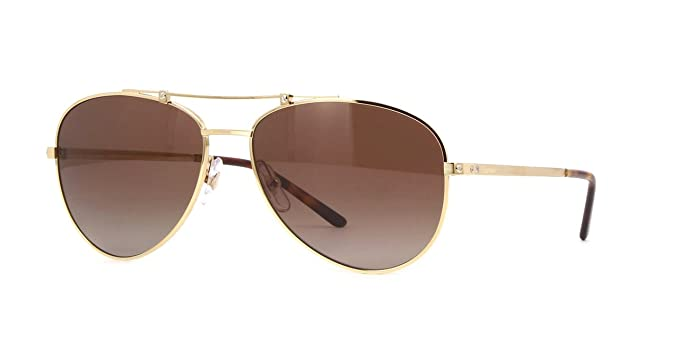 d7a2710ce86 Image Unavailable. Image not available for. Colour  Cartier Santos Brushed  Golden Metal BRN Lenses Men Sunglasses ESW00132