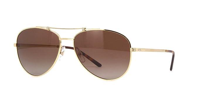 03a9c6d5f790 Image Unavailable. Image not available for. Colour  Cartier Santos Brushed  Golden Metal BRN Lenses Men Sunglasses ESW00132