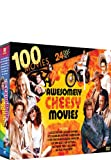 Software : 100 Awesomely Cheesy Movies: Evel Knievel - Hunk - Tomboy - The Kidnapping of the President - Laser Mission - Night of the Sharks - David Coppeerfield - The Borrowers + 92 more!