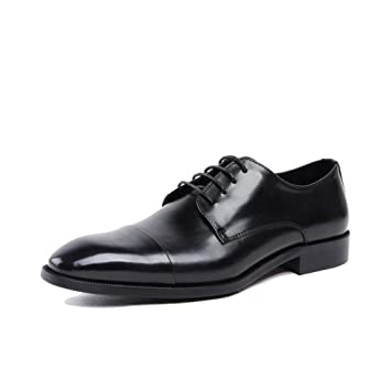 Souy Zapatos con Cordones para Hombre Oxford Oxford Punta ...
