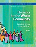 Homilies for the Whole Community, Michael T. Hayes, 158595568X