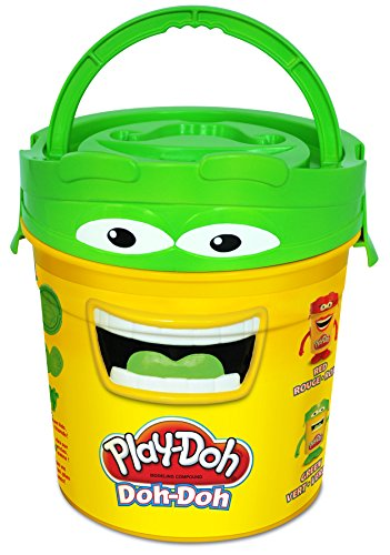 Play-Doh Doh-Doh Character, Red (Play Doh Bucket)