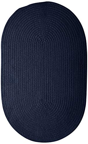 Spring Meadow S503R024X036 Rug, 2' x 3', Navy