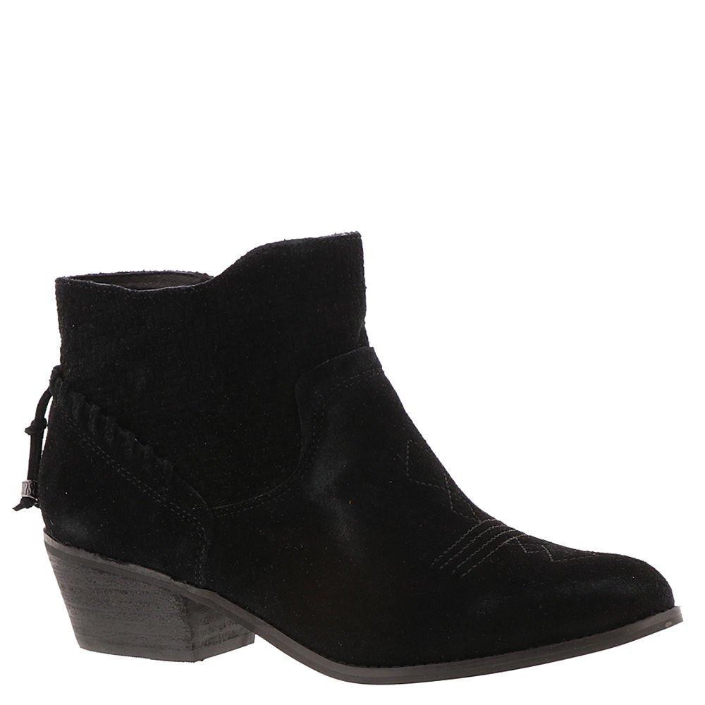 Yellow Box Frauen Pueblo Geschlossener Zeh Fashion schwarz Stiefel schwarz Fashion 28fb2f