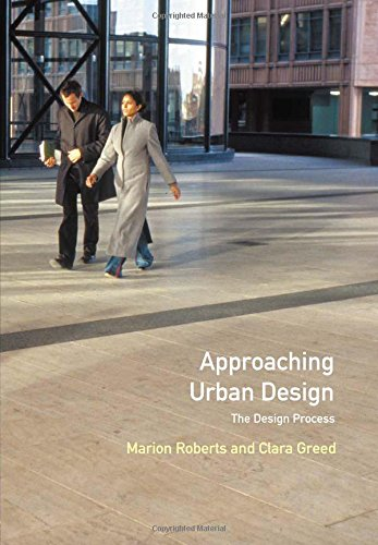Approaching Urban Design: The Design Process (Introduction To Planning Series)