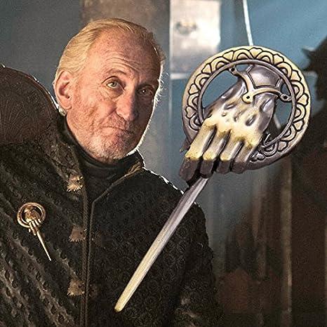 R/éplique Broche pins Charme Main du Roi Game of Thrones