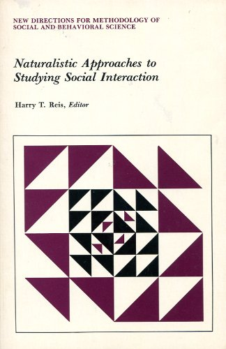 Harry Reis Publication