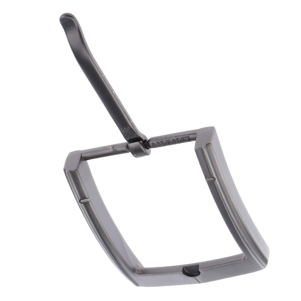 Sharplace Hebilla de Cintur/ón de Reemplazo Metal para Pantalones de Hombres Chicos #1
