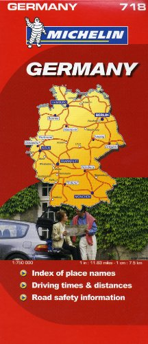 Germany (Maps/Country (Michelin))