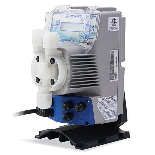 300 Gph Kit (Hayward Flow Control ZRD5000V-000 Z Series Digital Solenoid Pump, Diaphragm, 300 Stroke/minute, 5 GPH, pH/Redox Control Meter, FPM Seals)