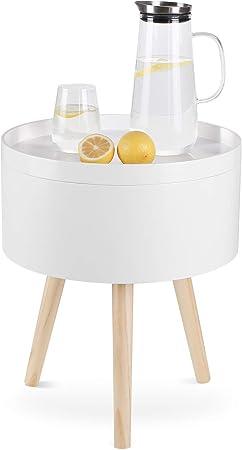 Material - La mesa está hecha de los tableros de MDF, los soportes de la mesa hechos de las maderas