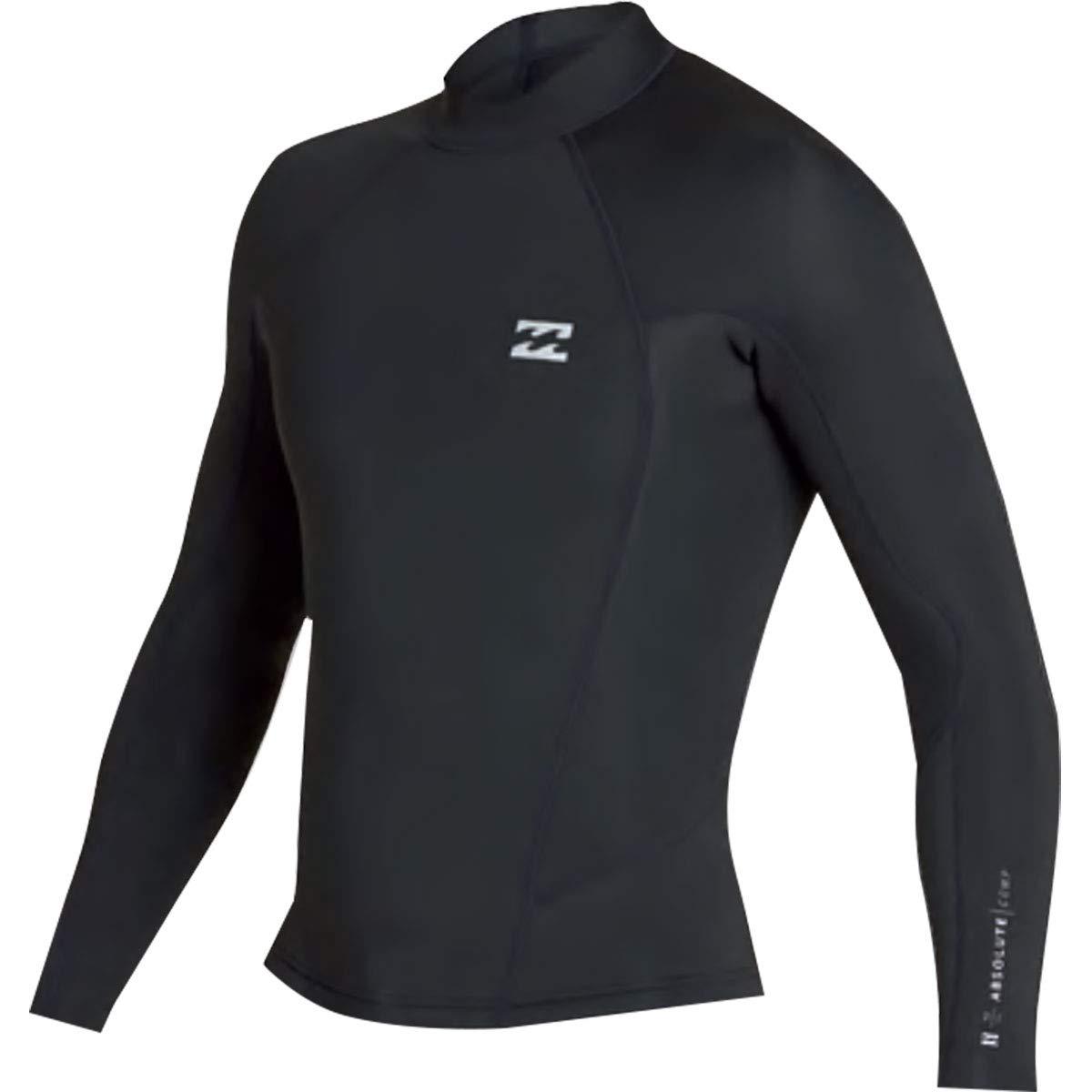 Billabong 202 Absolute Comp Men's Jacket Wetsuits - Black/Medium by Billabong