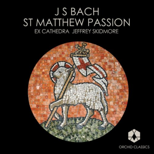 St. Matthew Passion, BWV 244 (Sung in English): Part II: Aria: Cleanse yourself, my heart from sin (Bass (Cleanse Part)