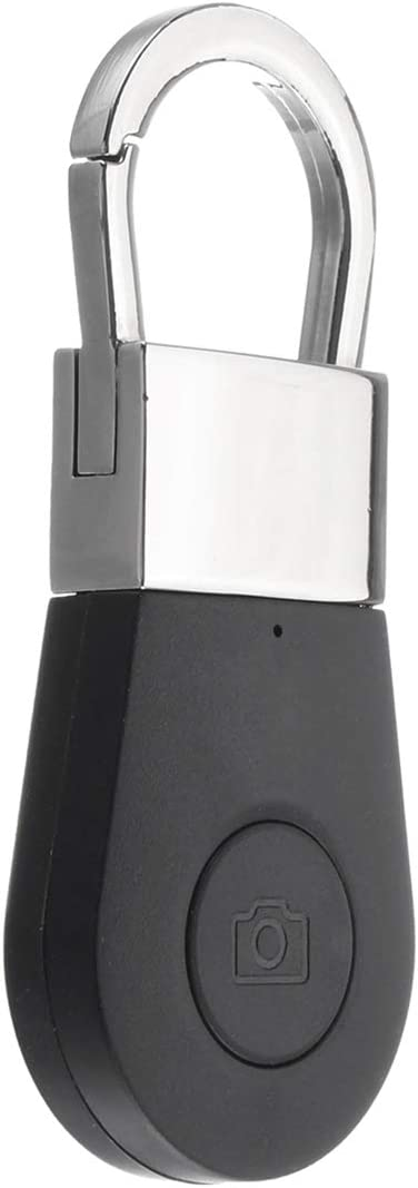 Cikuso Bluetooth Llavero Alarma GPS Tracker Inteligente Clave de Alarma Anti-Perdida Buscador de Llaves Buscador de Dispositivo para Coche Ni?o Mascota Anciano Rastreador